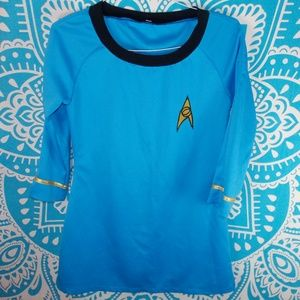 Star Trek Dress Uniform Costume Halloween L Large